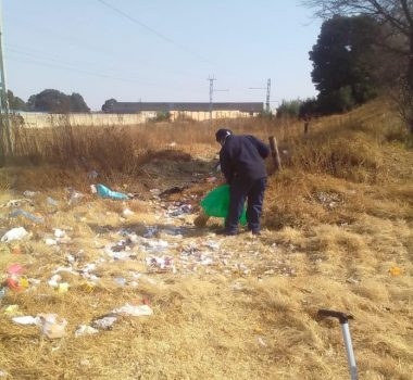 Westgate Shopping Centre Clean-Up