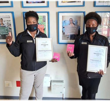 Gauteng North cleans up – Exerce competition results