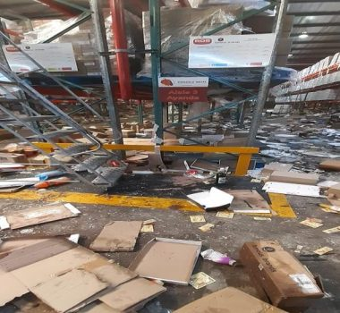 Oryx Group helps clean up the Famous Brands Distribution Centre in KZN